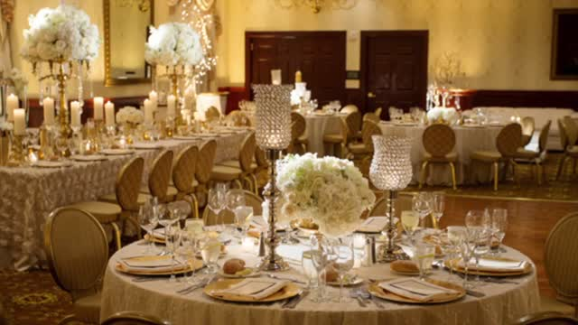 Nassau Inn Weddings and Special Events