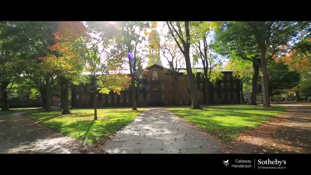 Love Where You Live: Princeton, NJ CallawayHendersonSothebys