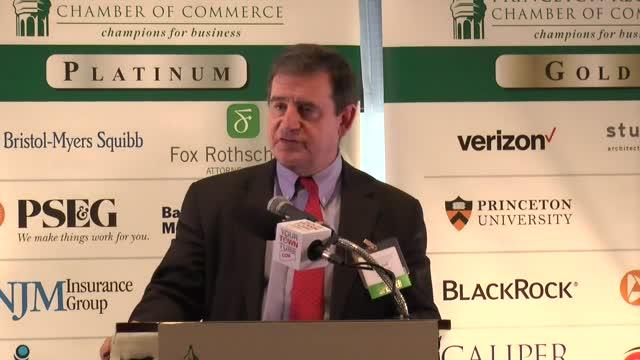 Bob Doll Pt2 3/16 Princeton Regional Chamber of Commerce