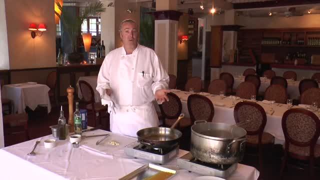 Tre Piani How To Spaghetti Ailo e Olio Jim Weaver