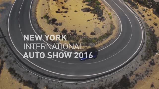 Mercedes @ New York International Auto Show