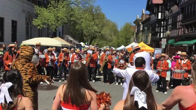 2016 Princeton Communiversity Festival