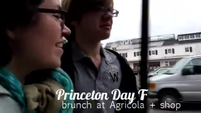 'Brunch at Agricola/Princeton Day Trip'