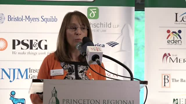 Women in Business Awards Princeton Regional Chamber of Commerce