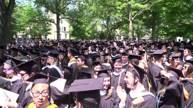 2016 Reunions and Commencement Highlights