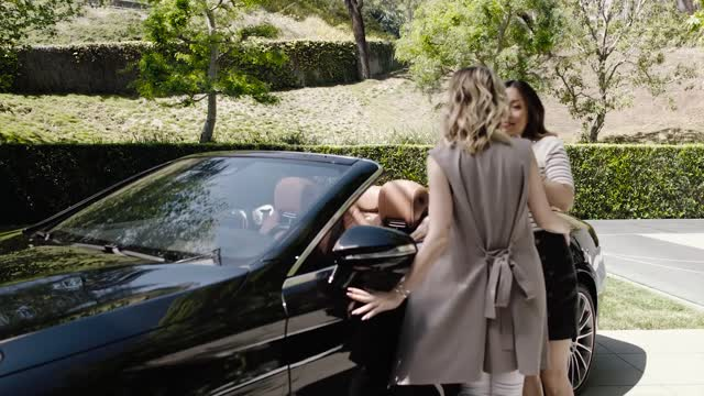 The 2017 Mercedes-Benz S-Class Cabriolet: Driving the American Dream