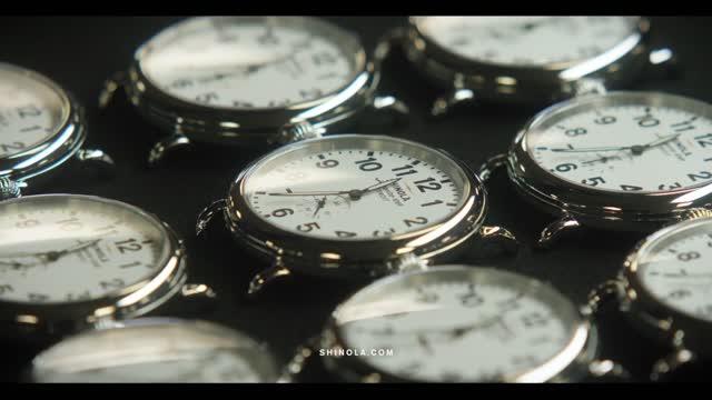 Shinola Watches @ Hamilton Jewelers Princeton NJ