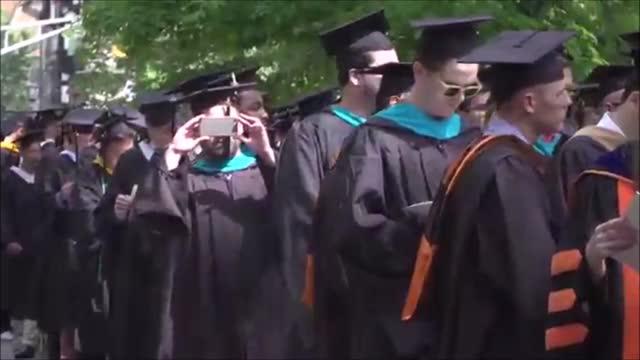 Princeton Valedictorian Speech 2016 Cameron Platt