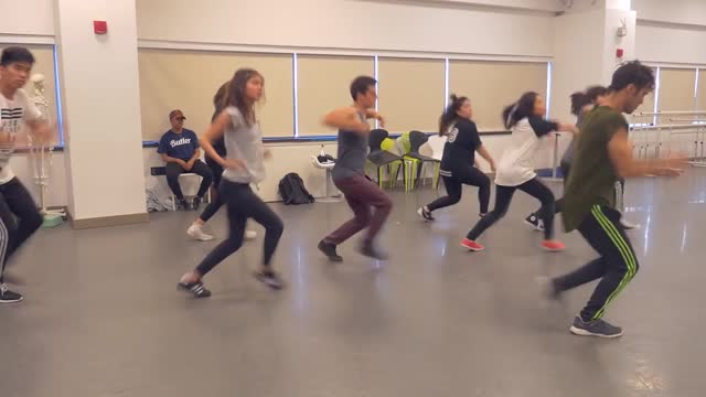 'Feels' - Kiiara [BAC Dance Company Workshop at Princeton 2016