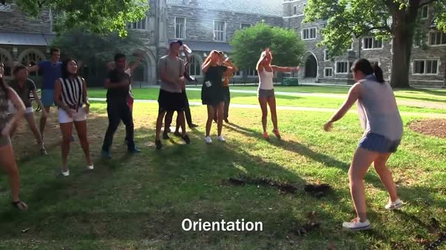 The Year in Review Princeton University 2015-16