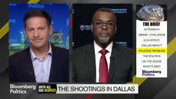 Shootings in Dallas: Princeton Prof: We Need a Revolution of Values