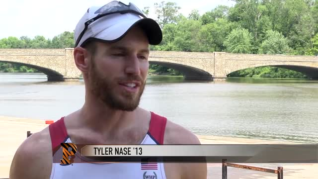 Road to Rio: Princeton's Olympic Rowers
