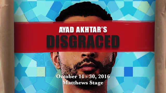 DISGRACED Preview - McCarter Theatre Center
