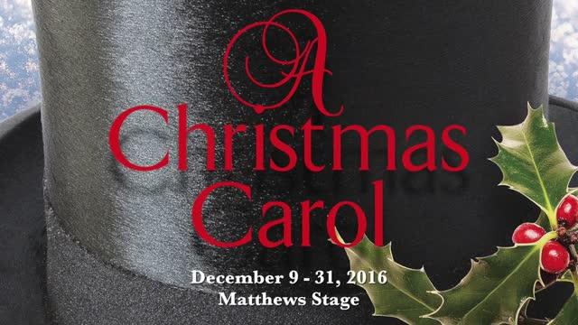 A CHRISTMAS CAROL 2016 Preview - McCarter Theatre Center