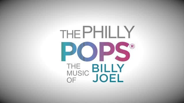 Philly Pops performs Billy Joel for Morris Hall/St. Andrews