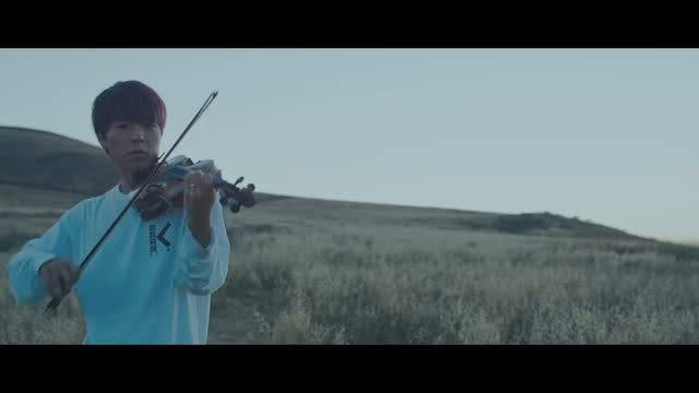 Jun Curry Ann Save ME VIOLIN/DANCE COVER