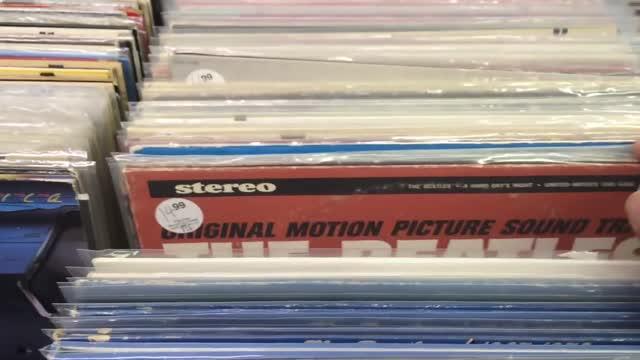 Beatle vinyl in Princeton