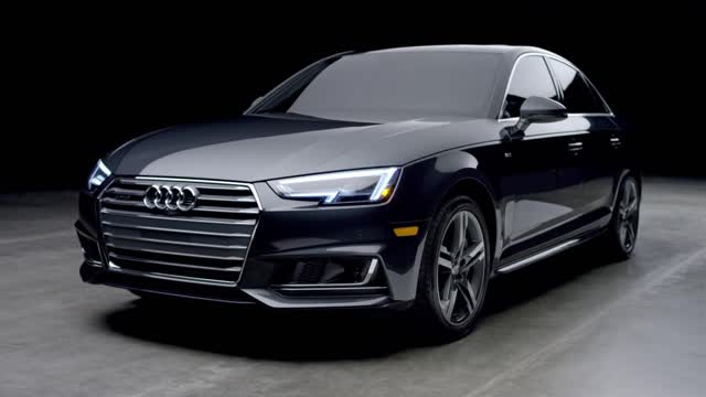 2017 Audi A4 - completely new, pure exhilaration