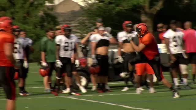 Princeton's Quarterbacks - Dynamic Duo