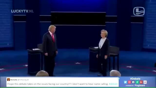 'Time of My Life' - duet by Donald Trump & Hillary Clinton