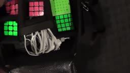 Princeton NJ Rubik's Cube Competition Fall 2016 Vlog