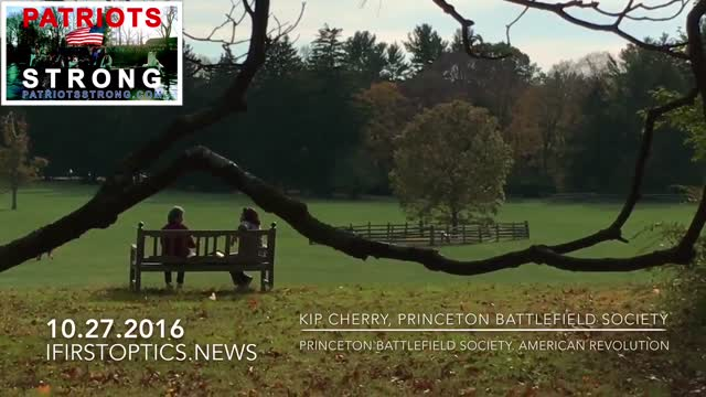 Princeton Battlefield Society updates plan for newly acquired Park Land