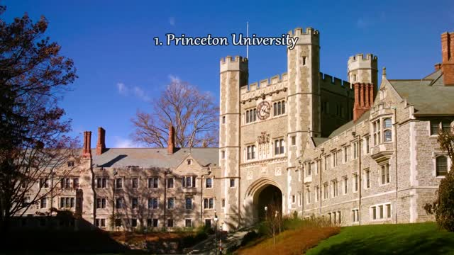 Best Tourist Attractions in Princeton