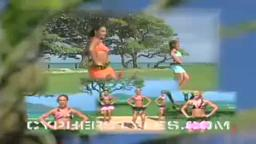 Dance Fitness Workout for Beginners Tahitian Hip Hop DVD