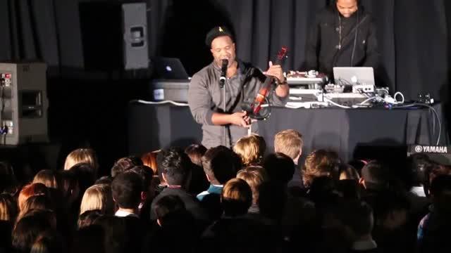 Black Violin - Breaking Sterotypes - Hun School