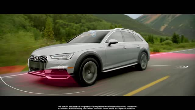 2017 Audi A4 allroad Driver Assist @ Princeton Audi