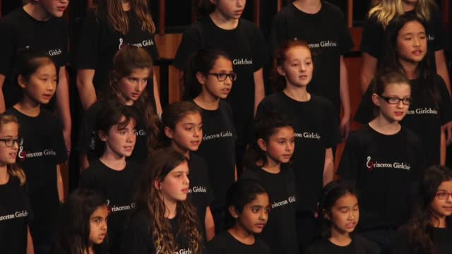 Happy Holidays 2016-17 from Princeton Girlchoir