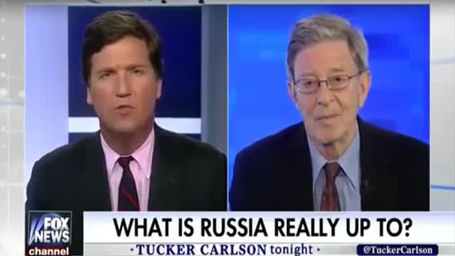 'What is Russia up to?' Princeton Prof of Russian Studies