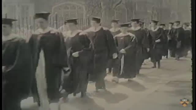 Princeton University Class of 1929 scenes