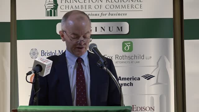 Princeton Chamber Jan.'17 David Hill NRG Super Bowl Hosts part 2