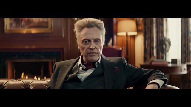 Bai (Princeton NJ) Super Bowl ad - Justin Timberlake, Christopher Walken