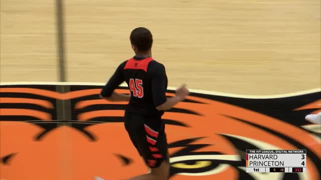 Women's Basketball Highlights: Princeton vs. Harvard - 2/4/17
