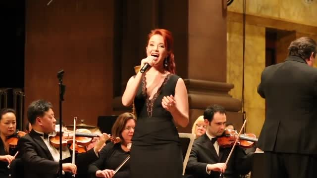 Broadway star Sierra Boggess @ Princeton Symphony Orchestra