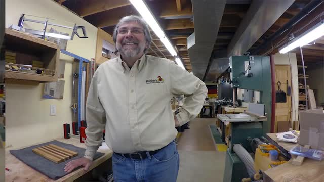 Philip Ridder of Ridder's Custom Woodwork video 3