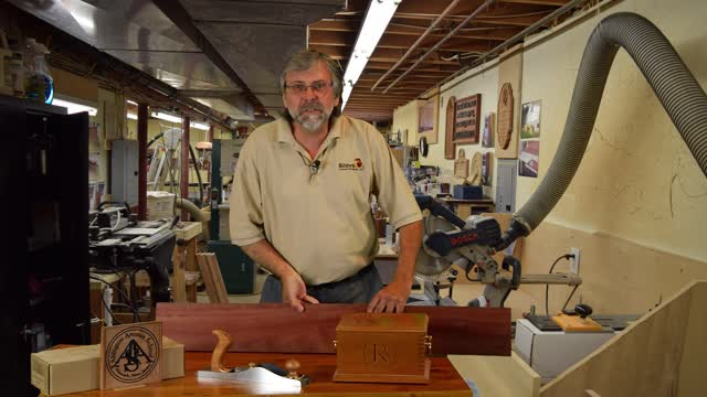 Philip Ridder of Ridder's Custom Woodwork video1