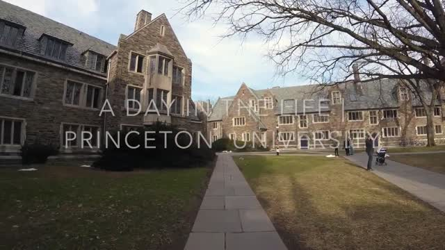 Day In The Life: Princeton University - by Coco & Lalo