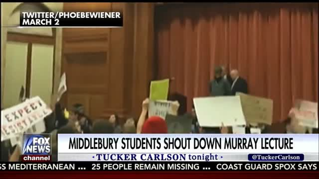 Tucker Carlson vs Anti Free Speech, Race Baiting, Princeton Professor
