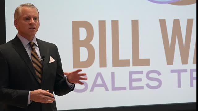 Bill Walton Sales Training Intro