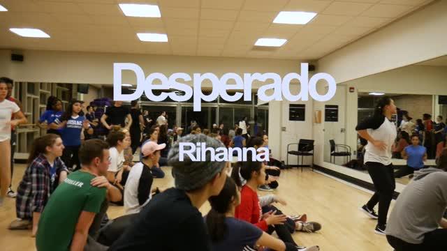 Princeton diSiac Desperado - Rihanna | Lauren Auyeung diSiac Workshops diSiacDanceCompany diSiacDanceCompany