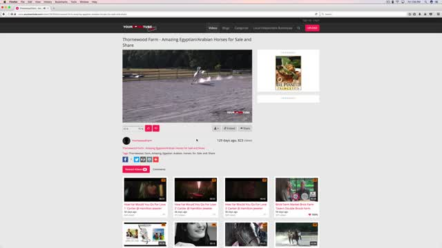 The local video website that gets your local videos VIEWED!