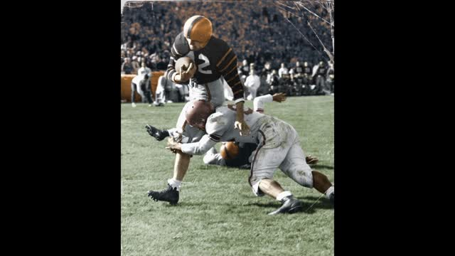Dick Kazmaier Princeton Heisman-winning superstar