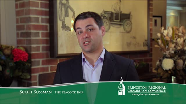The Princeton Regional Chamber of Commerce - Experience the difference!