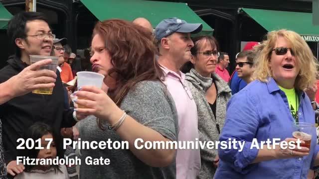Princeton Communiversity 2017