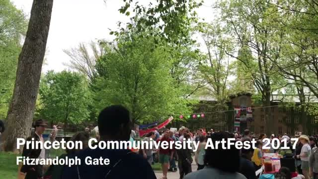 Comminversity Artfest 2017