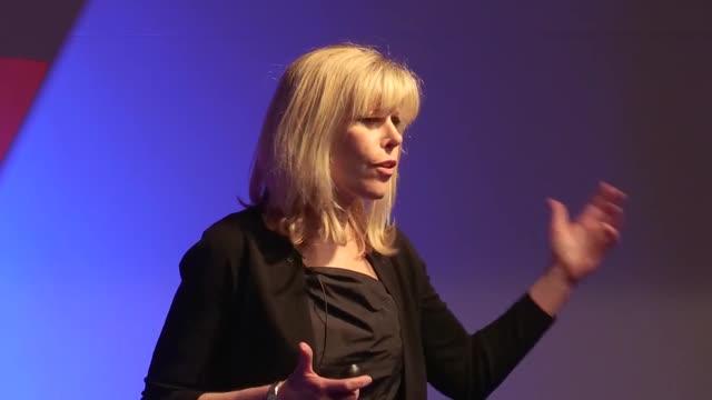 Debbie Schaeffer TEDX 'How to revive local businesses'