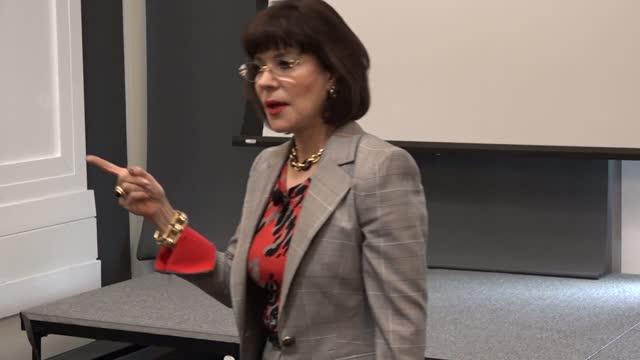 Tamara Jacobs @ Princeton Regional Chamber of Commerce iba